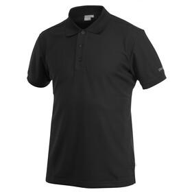 Craft Classic Polo Pique Kortærmet T-shirt Herrer sort